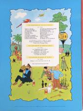 Verso de Jo, Zette et Jocko (Les Aventures de) -1B35b- Le testament de M. Pump