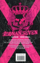 Verso de GTO Stories - Shonan Seven -3- Tome 3