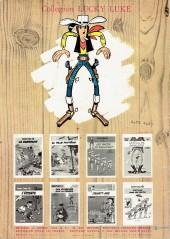Verso de Lucky Luke -31a68- Tortillas pour les Dalton