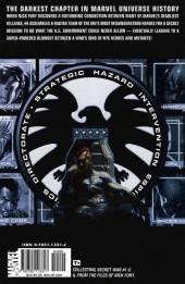 Verso de Secret war (Marvel comics - 2004) -INT- Secret War