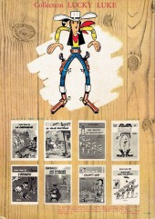 Verso de Lucky Luke -19b80- Les rivaux de Painful Gulch