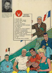 Verso de Michel Vaillant -3b1971- Le circuit de la peur