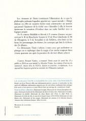 Verso de Tintin - Divers - Le dictionnaire tintin