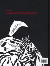 Verso de Corto Maltese (Noir et blanc relié) -1- La Ballade de la mer salée