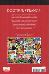 Verso de Marvel Comics : Le meilleur des Super-Héros - La collection (Hachette) -26- Docteur strange