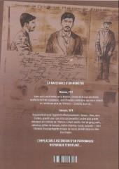 Verso de La jeunesse de Staline -1- Sosso