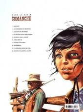 Verso de Comanche -6e2017- Furie Rebelle