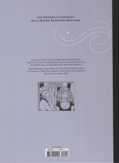 Verso de Les grands Classiques de la Bande Dessinée érotique - La Collection -209- Erma Jaguar - tome 3