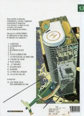Verso de Largo Winch -1b06- L'héritier