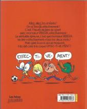 Verso de Ariol (2e Série) -12- Le coq sportif