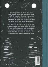 Verso de Les cent nuits de Héro - Les Cent Nuits de Héro