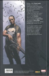Verso de Punisher (Marvel Icons) -2- Tome 2