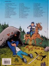 Verso de Les tuniques Bleues -25a2004- Des bleus et des bosses