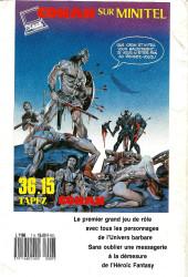 Verso de Conan (Super Spécial) (Mon journal) -7- Les dragons noirs