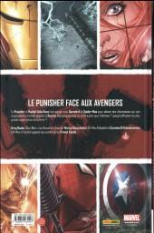 Verso de Punisher (Marvel Deluxe - 2016) -2- La Dernière Guerre