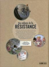 Verso de Les enfants de la Résistance -3- Les deux géants