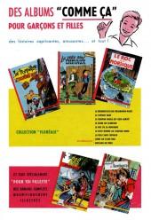 Verso de Jim L'astucieux (Les aventures de) - Jim Aydumien -3- Jim contre Little Pig