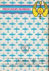 Verso de Battler Britton -266- L'île occupée - Camouflage - Coûte que coûte