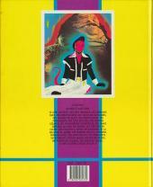 Verso de Joe Galaxy & cosmic stories