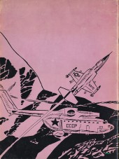 Verso de Johnny Hazard -2- Bandes quotidiennes 1961