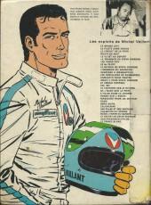 Verso de Michel Vaillant -2c78'- Le pilote sans visage