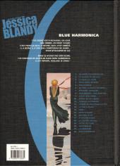 Verso de Jessica Blandy -22- Blue harmonica