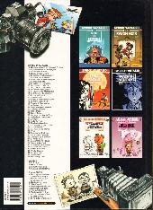 Verso de Spirou et Fantasio -HS04- Fantasio et le fantôme (et 4 autres aventures)