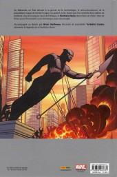 Verso de La panthère Noire (100% Marvel - 2017) -1- Une nation en marche