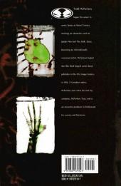 Verso de Spawn (1992) -INT03 a- Book 3