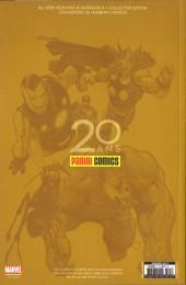 Verso de All-New Iron Man & Avengers -8VC- Coup De Jeune