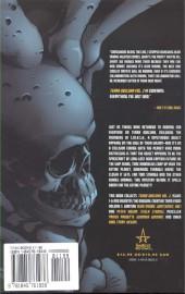 Verso de Terra Obscura Volume 2 (2004) -INT02- Volume Two