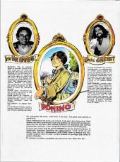 Verso de Domino -6Pir- Sonatine pour une Marquise et Quatre Larrons
