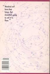 Verso de Open Space (1989) -1- Open Space