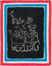 Verso de Madame Pompidou (Les aventures de) - Les aventures de Madame Pompidou
