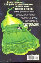Verso de Green Lantern: The New Corps (1999) -1- Green Lantern: the NEw Corps