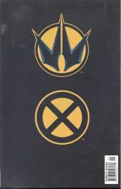 Verso de WildC.A.T.S./X-Men (1997) -1- The Golden Age