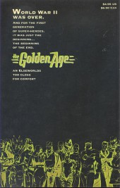 Verso de Golden Age (The) (1993) -1- The World Was at Peace.