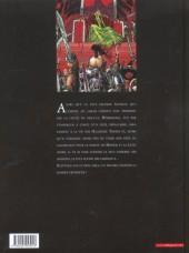 Verso de Chroniques de la Lune Noire -11- Ave Tenebrae