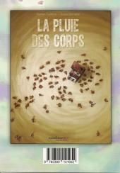 Verso de La pluie des corps -HS- Histoire d'une rencontre