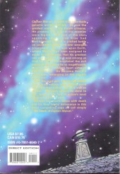 Verso de Marvel Graphic Novel (Marvel comics - 1982) -1a- The Death of Captain Marvel