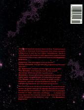 Verso de Marvel Graphic Novel (Marvel comics - 1982) -55- Squadron Supreme: Death of a Universe