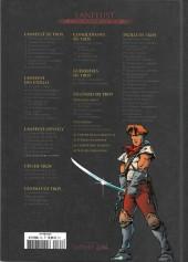 Verso de Lanfeust et les mondes de Troy - La collection (Hachette) -23- Lanfeust Odyssey - La méphitique armada