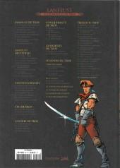 Verso de Lanfeust et les mondes de Troy - La collection (Hachette) -65- Trolls de Troy - L'héritage de Waha