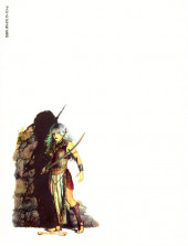 Verso de Marvel Graphic Novel (Marvel comics - 1982) -21- Marada the She-Wolf