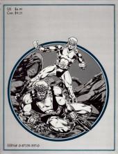 Verso de Marvel Graphic Novel (Marvel comics - 1982) -37- Hercules Prince of Power: Full Circle