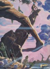Verso de Nexus (Baron/Rude, 1981) -INT- The Original Nexus