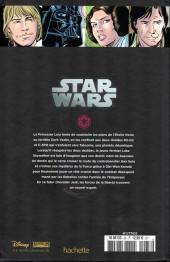 Verso de Star Wars - Légendes - La Collection (Hachette) -3353- Épisode IV. Un Nouvel Espoir