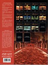 Verso de L'histoire secrète -4a2008- Les clés de Saint-Pierre