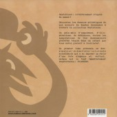 Verso de Sketchicks -1- Filobédo