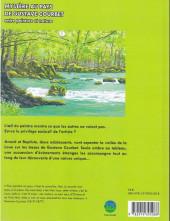 Verso de Mystère au pays de Gustave Courbet - Entre peinture et nature